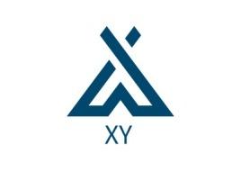 XYlogo标志设计