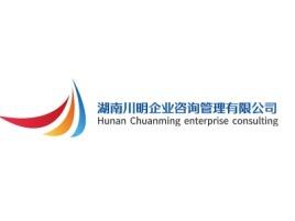湖南川明企业咨询管理有限公司公司logo设计