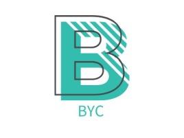 BYC公司logo设计