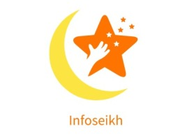 Infoseikh门店logo设计