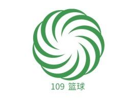 109 篮球logo标志设计