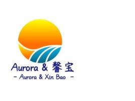 - Aurora Xin Bao -品牌logo设计