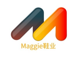 Maggie鞋业店铺标志设计