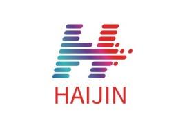 HAIJIN公司logo设计