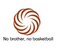 Nobrother,nobasketballlogo标志设计