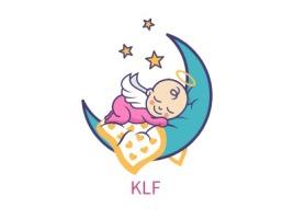 KLF门店logo设计