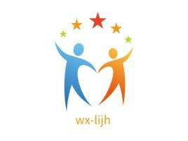 wx-lijhlogo标志设计