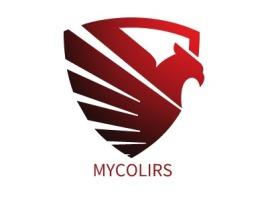 MYCOLIRS公司logo设计