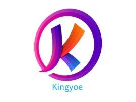 Kingyoe店铺标志设计