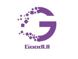 天津GoodUI公司logo设计