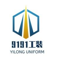 天津YILONG UNIFORM店铺标志设计