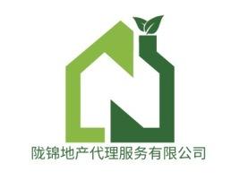 陇锦地产代理服务有限公司企业标志设计