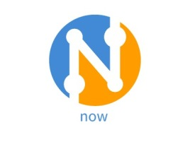 now公司logo设计