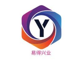 天津易得兴业公司logo设计