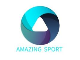 AMAZING SPORT公司logo设计