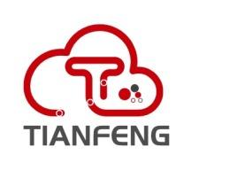 TIANFENG公司logo设计