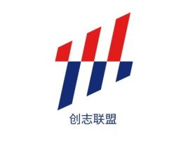 创志联盟logo标志设计