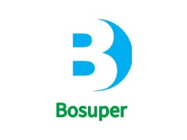 Bosuper企业标志设计