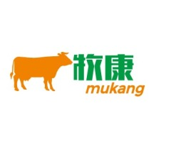 mukang公司logo设计