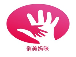俏美妈咪品牌logo设计