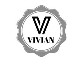 VIVIAN店铺标志设计