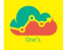 One's店铺标志设计
