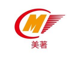 美著公司logo设计