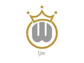 ljwlogo标志设计