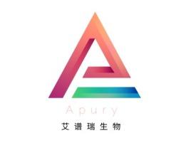 Apury公司logo设计