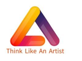 Think Like An Artist公司logo设计