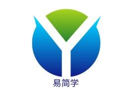 易简学logo标志设计