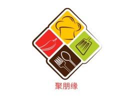 聚朋缘品牌logo设计