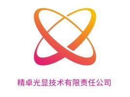 精卓光显技术有限责任公司公司logo设计