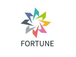 FORTUNE公司logo设计