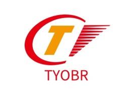 TYOBR企业标志设计