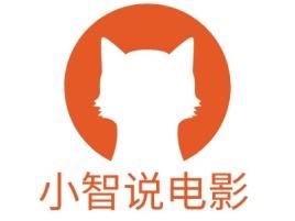 小智说电影logo标志设计