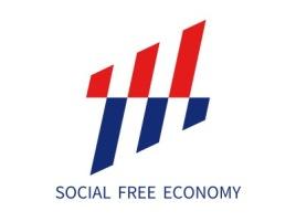 SOCIAL FREE ECONOMY公司logo设计