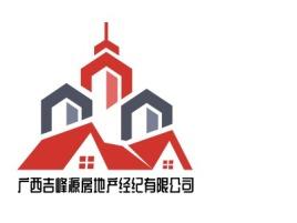 广西吉峰源房地产经纪有限公司企业标志设计