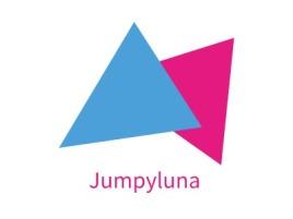 Jumpylunalogo标志设计