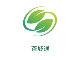 茶城通企业标志设计