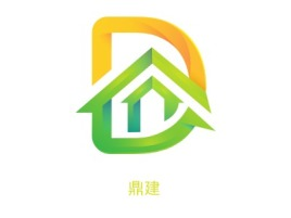 鼎建公司logo设计