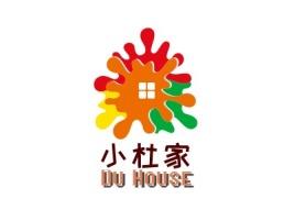 小杜家企业标志设计