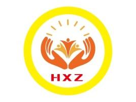 HXZlogo标志设计