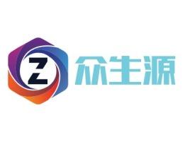众生源门店logo设计