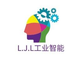 L.J.L工业智能企业标志设计