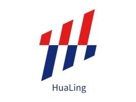 HuaLing企业标志设计