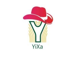 YiXa店铺标志设计