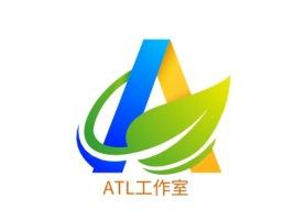 ATL工作室公司logo设计