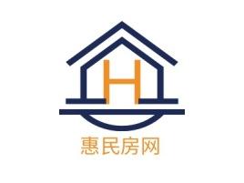 惠民房网企业标志设计