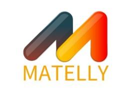 MATELLY公司logo设计